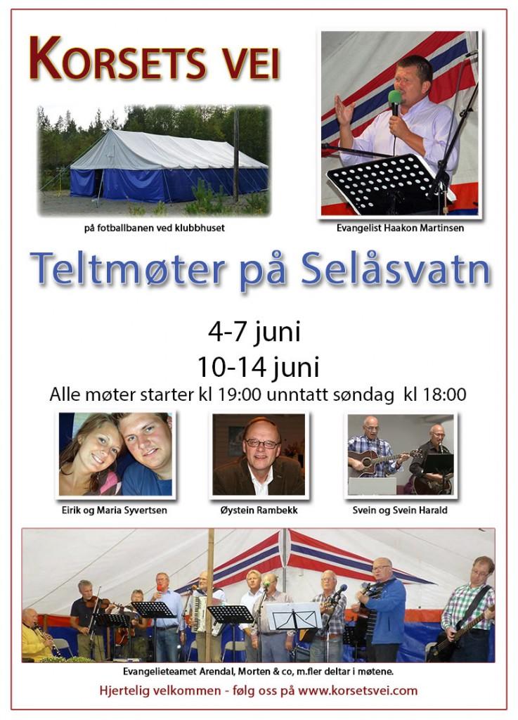 Teltmøter 2015
