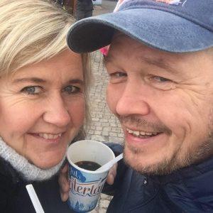 Haakon og Hanne