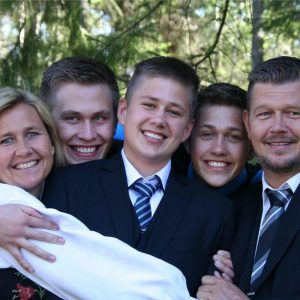 Familien Martinsen